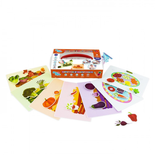 PicnMix 112013 Educational game - Vegetables