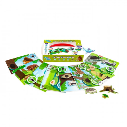 PicnMix 112023 Educational game - Forest dwellers