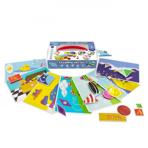 PicnMix 112008 Educational game Funny Figures