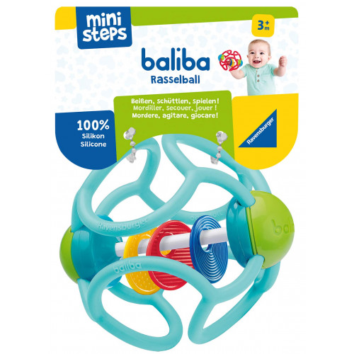 Ravensburger 041527 Oball with a rattle