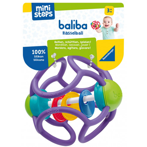 Ravensburger 041534 Oball with a rattle