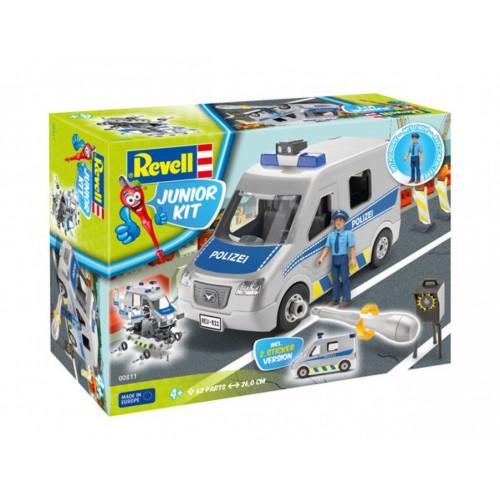 Revell 008110 Police model kit