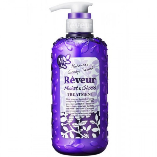 "Reveur ""Moist&Gloss"" hair treatment 500ml"