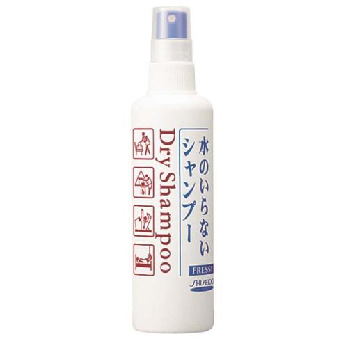 "Shiseido ""Fressy"" spray type dry hair shampoo 150ml"