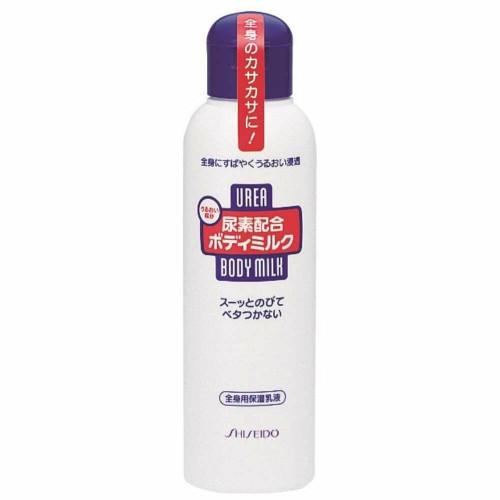 "Shiseido ""Urea"" moisturizing body milk 150ml"