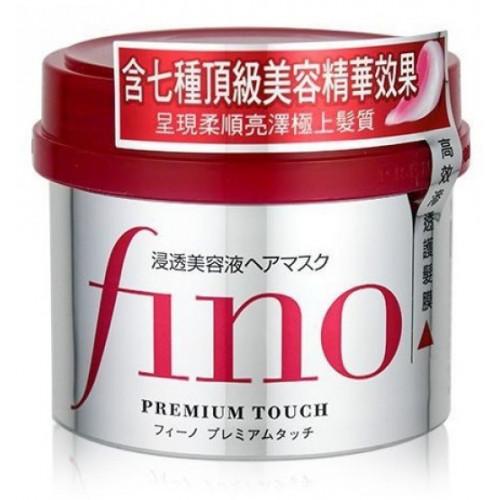 "Shiseido ""Fino Premium Touch"" hair mask 230g"