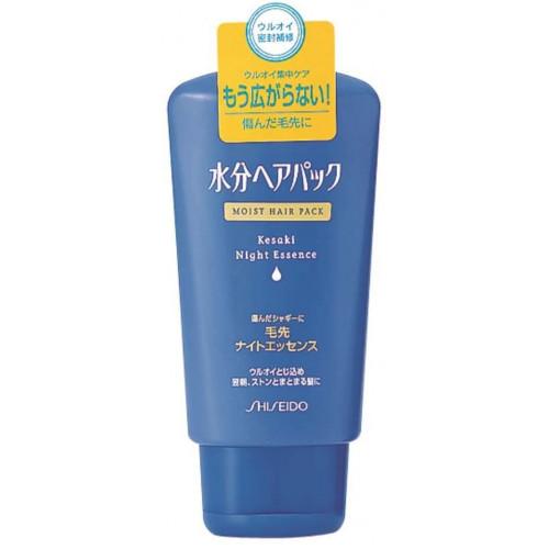 """Shiseido """"Moist Hair Pack"""" hair night essence 120g"""