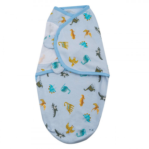 Summer Infant 553268 SwaddleMe Cotton swaddle for comfortable sleep from 3.2 kg to 6.4 kg