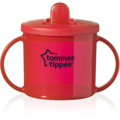 Tommee Tippee First Cup (drinking cup) with closing spout 4m + 190ml