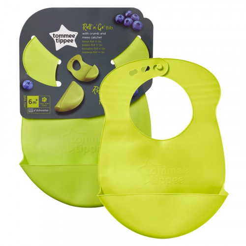 Tommee Tippee Silicone Bib