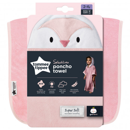 Tommee Tippee Towel poncho