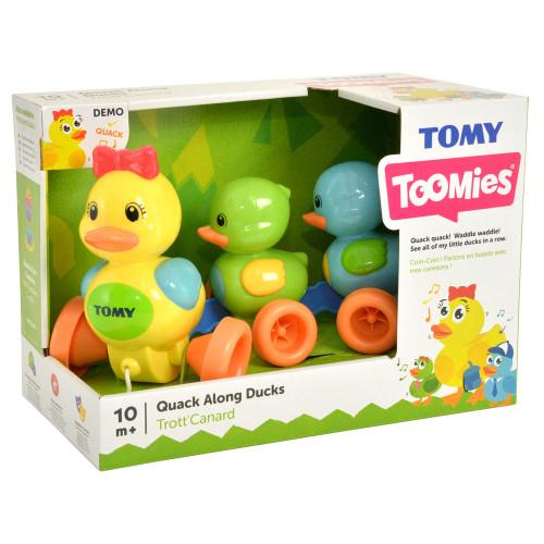 Tomy E4613 Quack along ducks toys
