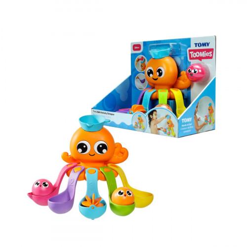 Tomy E73104 Bath toy - octopus