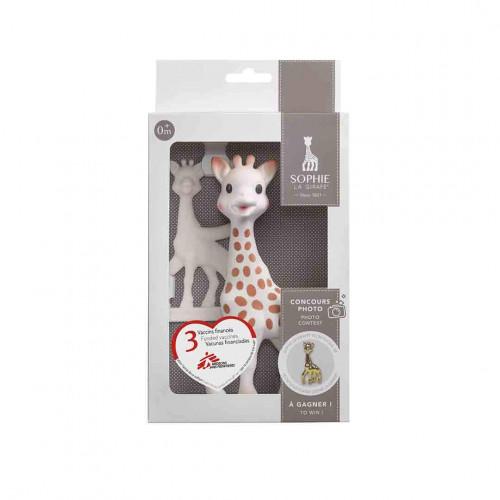 Vulli Sophie Girafe 516510E Teething ring 2psc.