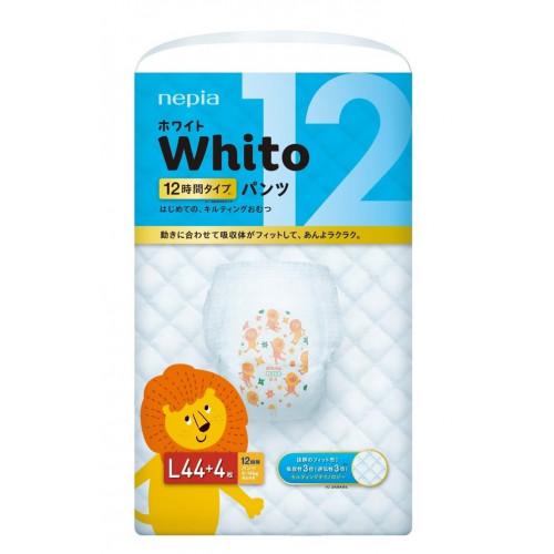 Diapers-panties Whito PL 9-14kg 12h 48pcs