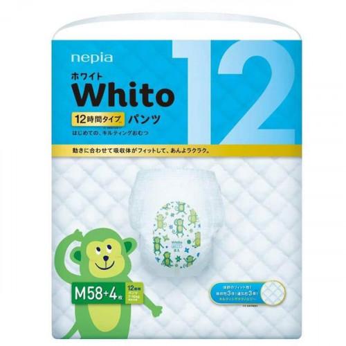 Diapers-panties Whito PM 7-10kg 12h 62pcs