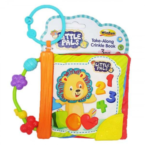 WinFun 0176 Soft toy-book
