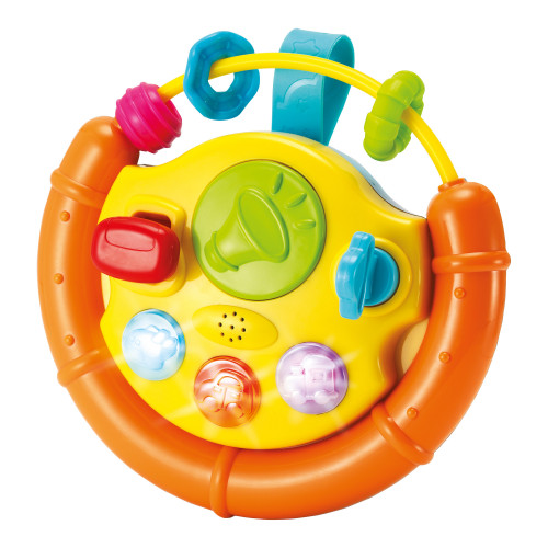 WinFun 0705 Educational music steering wheel