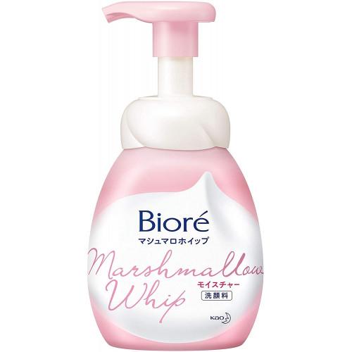 Biore Marshmallow moisture foaming face wash 150ml
