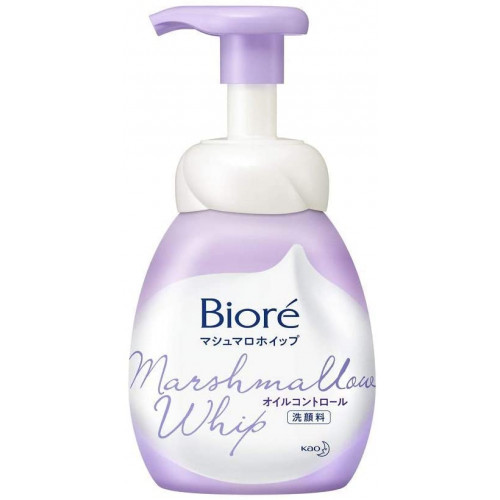 Biore Marshmallow deep cleansing foaming face wash 150ml