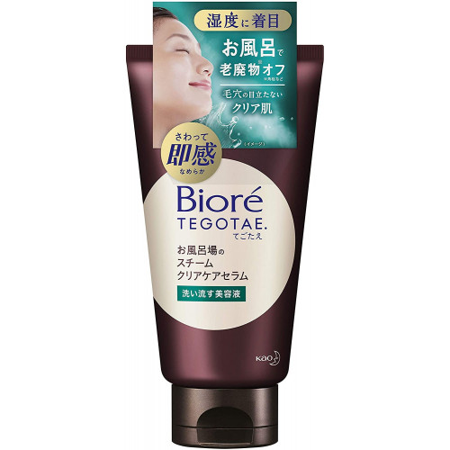 Biore Tegotae steam care serum for bathroom 150g