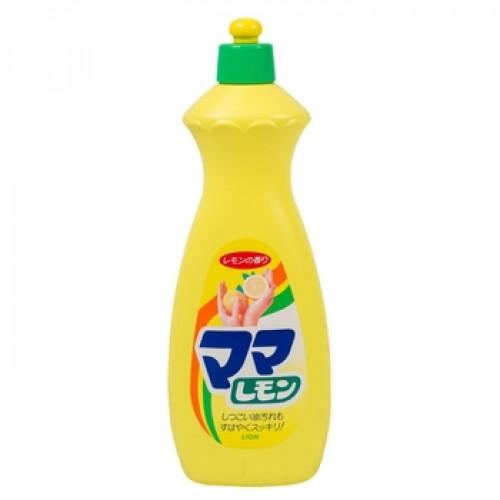 """Lion """"Mama Lemon"""" dishwashing liquid with lemon fragrance, sample 50ml"""