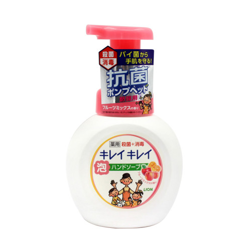 "Lion ""KireiKirei"" foaming hand soap with fruity fragrance 250ml"