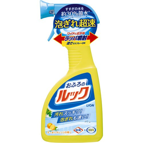 """Lion """"Look"""" cleanser-spray for bathroom 400ml"""