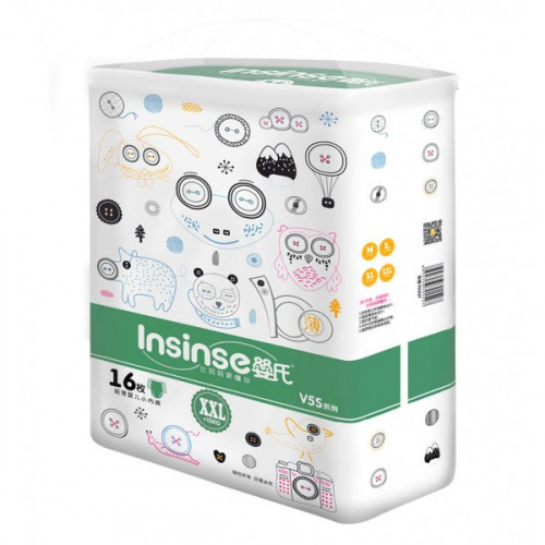 Diapers-panties Insinse V5S PXXL 15-28kg