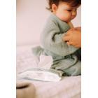 Naïf Baby & Kids plastic free baby wet wipes box - plastic free baby wipes for bums, body and cheeks 54pcs