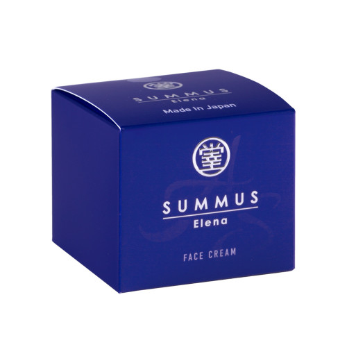 Summus Elena face cream an ultra-moisturizing cream for intensive protection and lifting effect 48g